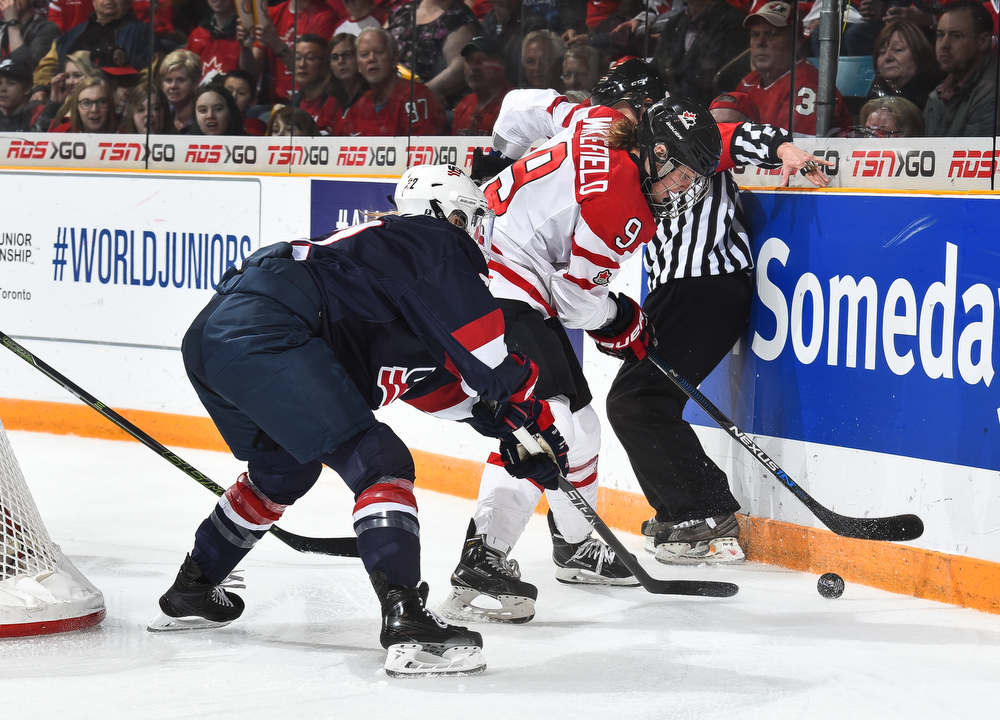 IIHF Official game puck 2016 Women Division II WM Turkey